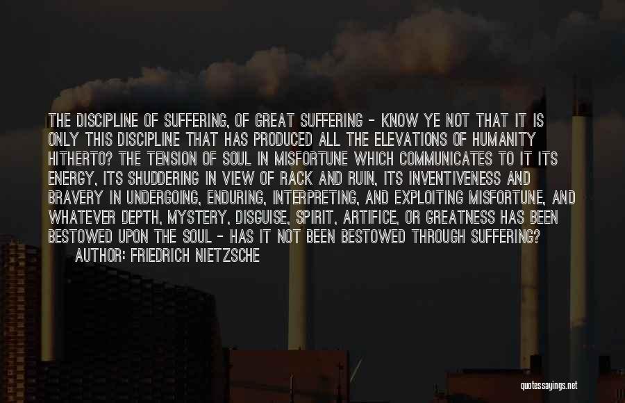 Inventiveness Quotes By Friedrich Nietzsche