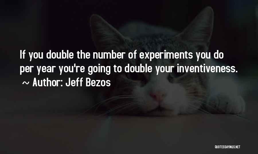 Inventiveness Quotes By Jeff Bezos