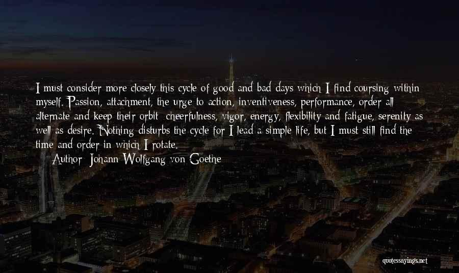 Inventiveness Quotes By Johann Wolfgang Von Goethe