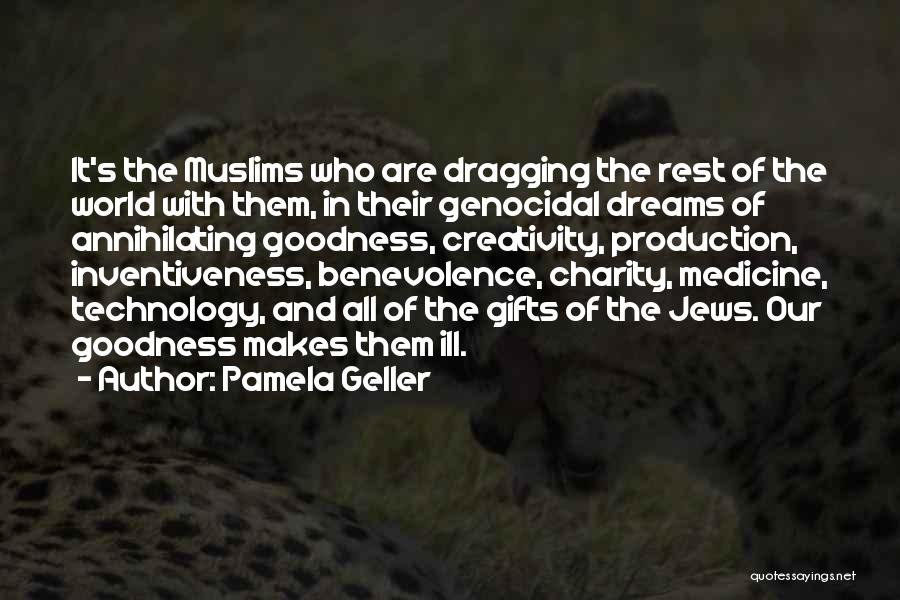 Inventiveness Quotes By Pamela Geller