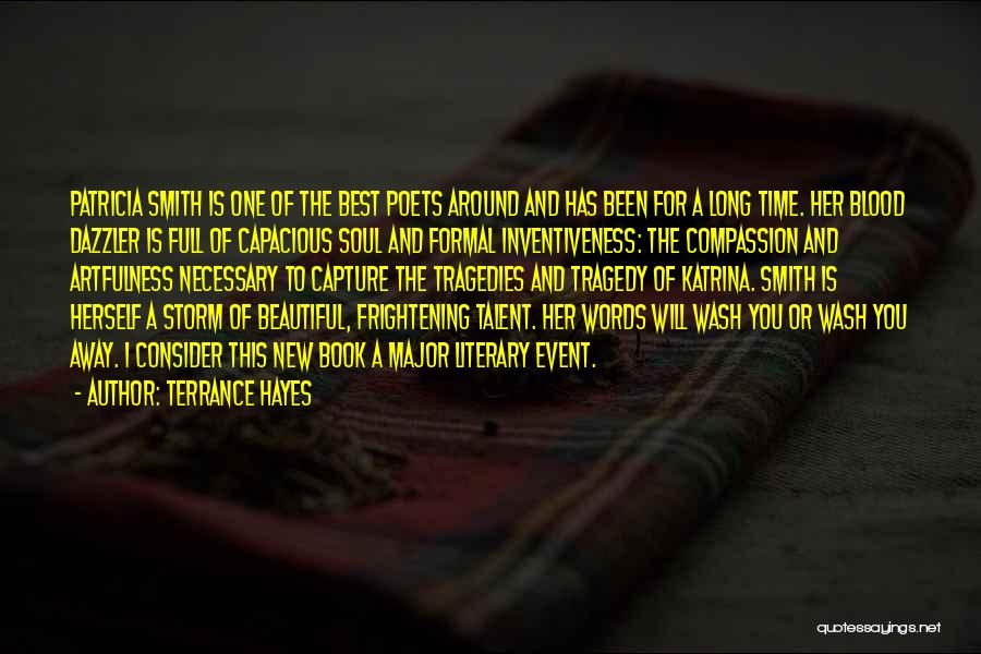 Inventiveness Quotes By Terrance Hayes