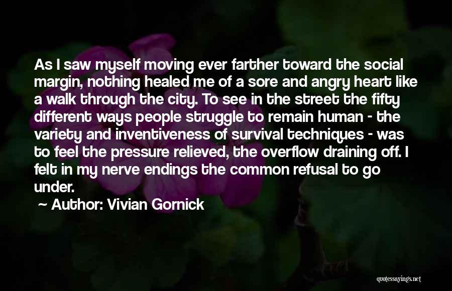 Inventiveness Quotes By Vivian Gornick