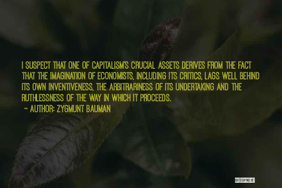 Inventiveness Quotes By Zygmunt Bauman