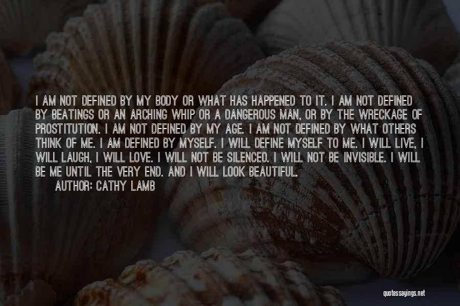Invisible Man Invisible Quotes By Cathy Lamb