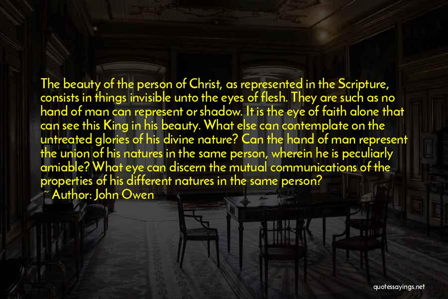 Invisible Man Invisible Quotes By John Owen