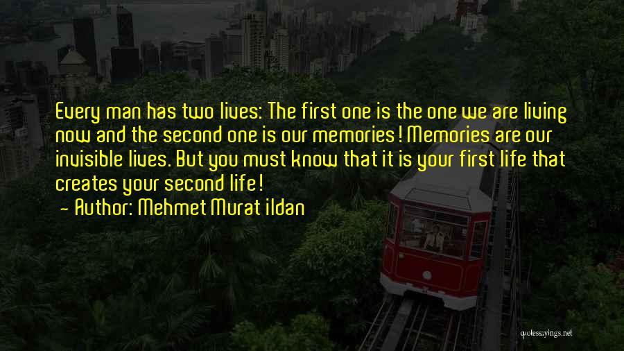Invisible Man Invisible Quotes By Mehmet Murat Ildan