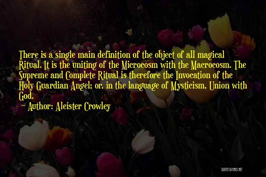 Invocation To God Quotes By Aleister Crowley