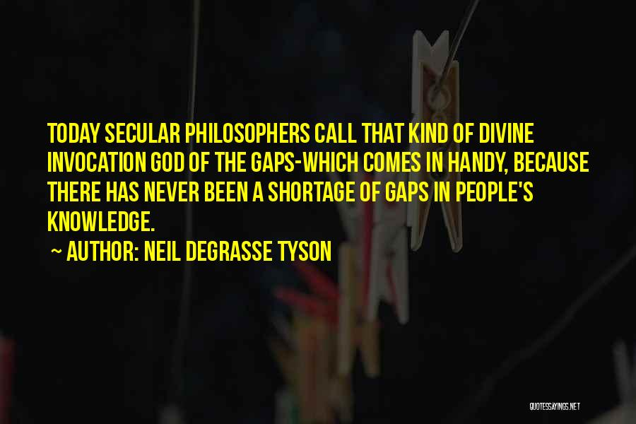 Invocation To God Quotes By Neil DeGrasse Tyson