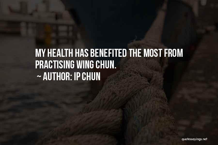 Ip Chun Quotes 1041239