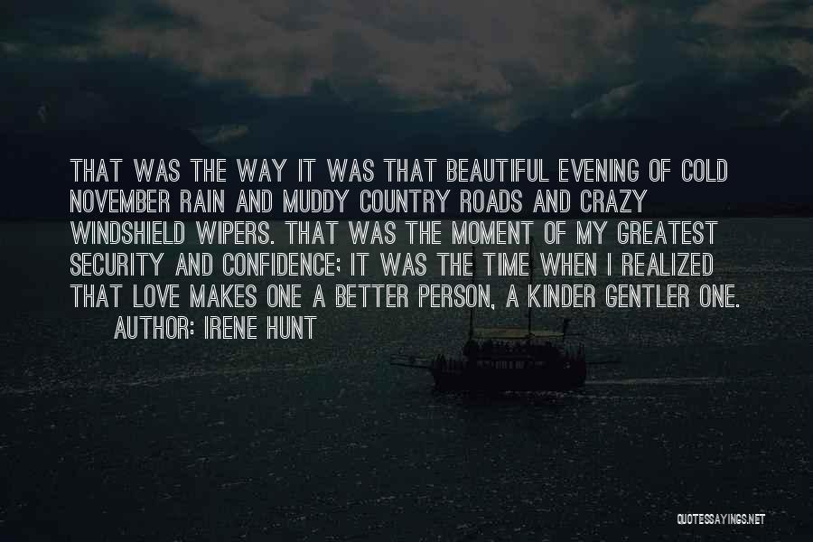 Irene Hunt Quotes 1299188