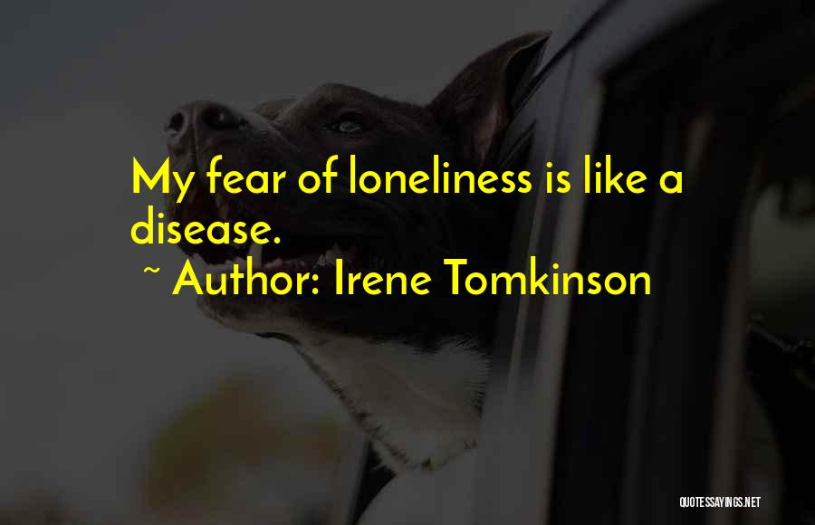 Irene Tomkinson Quotes 2232766