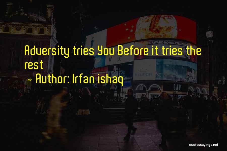 Irfan Ishaq Quotes 963534