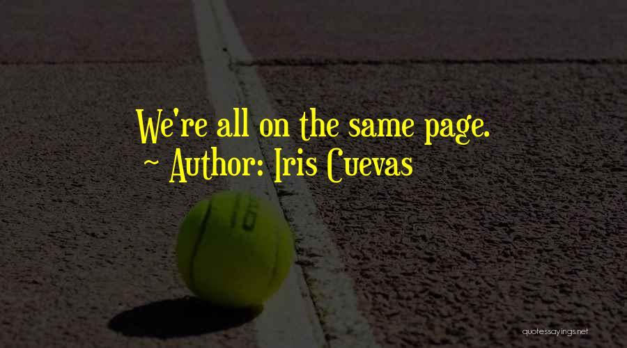 Iris Cuevas Quotes 1429505