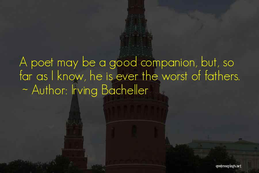 Irving Bacheller Quotes 1863894