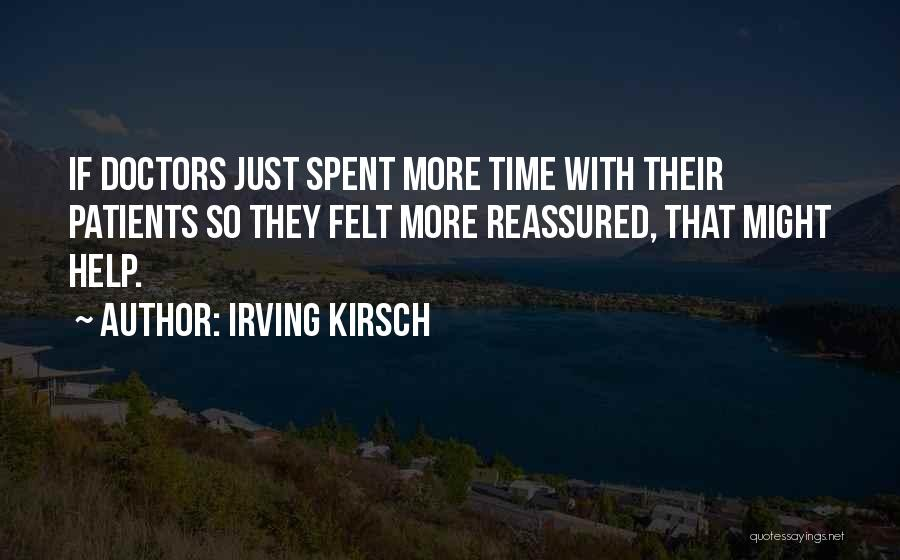 Irving Kirsch Quotes 684695