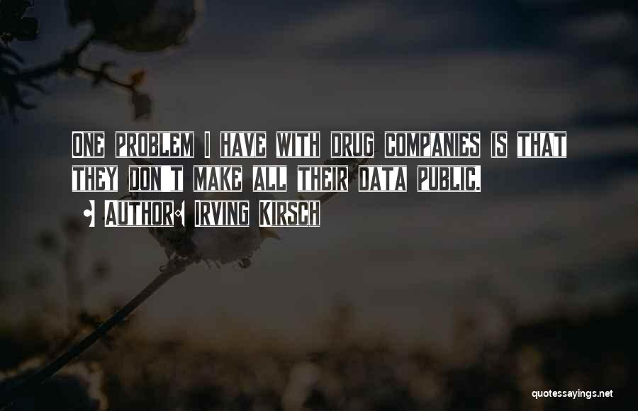 Irving Kirsch Quotes 788557