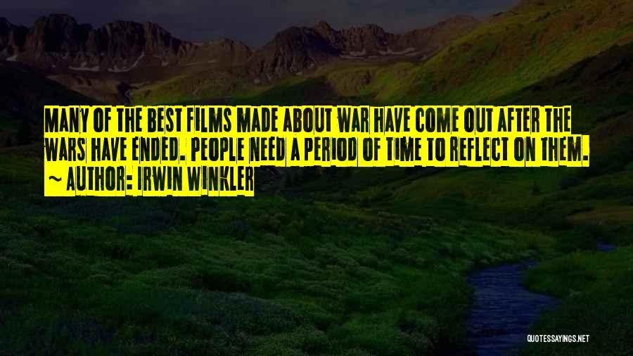 Irwin Winkler Quotes 244783