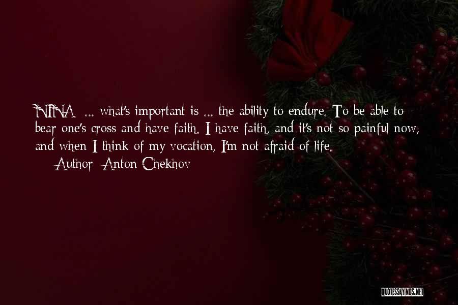 Is It So Quotes By Anton Chekhov