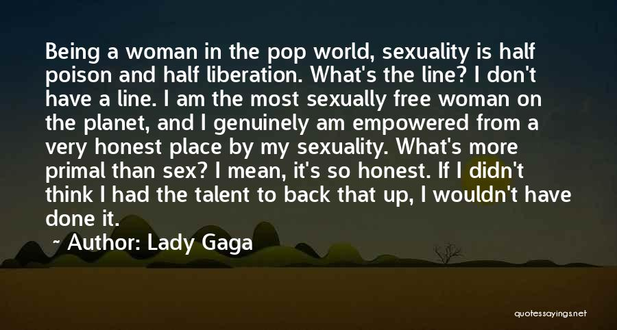 Is It So Quotes By Lady Gaga