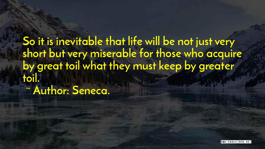 Is It So Quotes By Seneca.