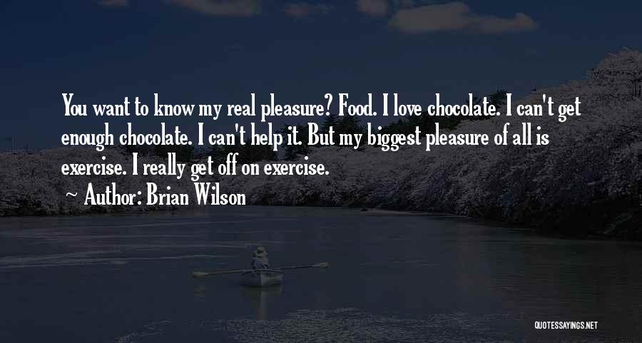 Is Love Really Enough Quotes By Brian Wilson