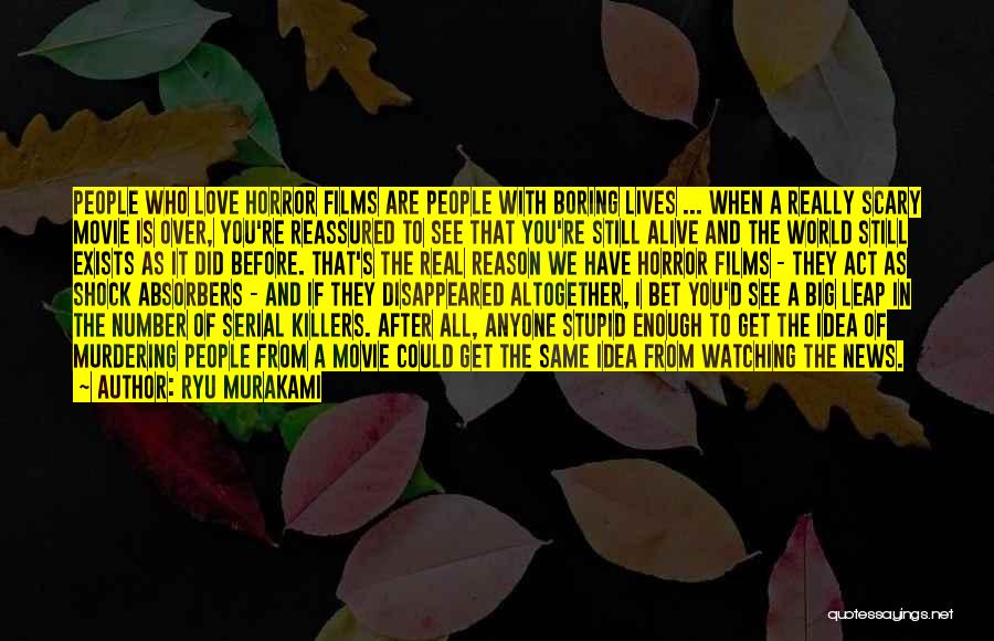 Is Love Really Enough Quotes By Ryu Murakami