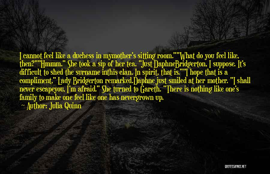 Is There Hope Quotes By Julia Quinn