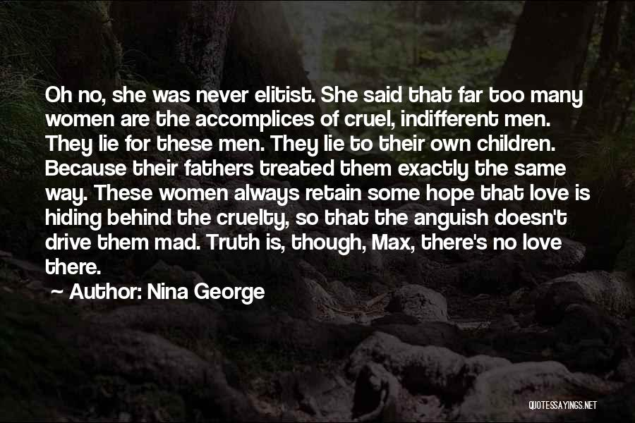 Is There Hope Quotes By Nina George