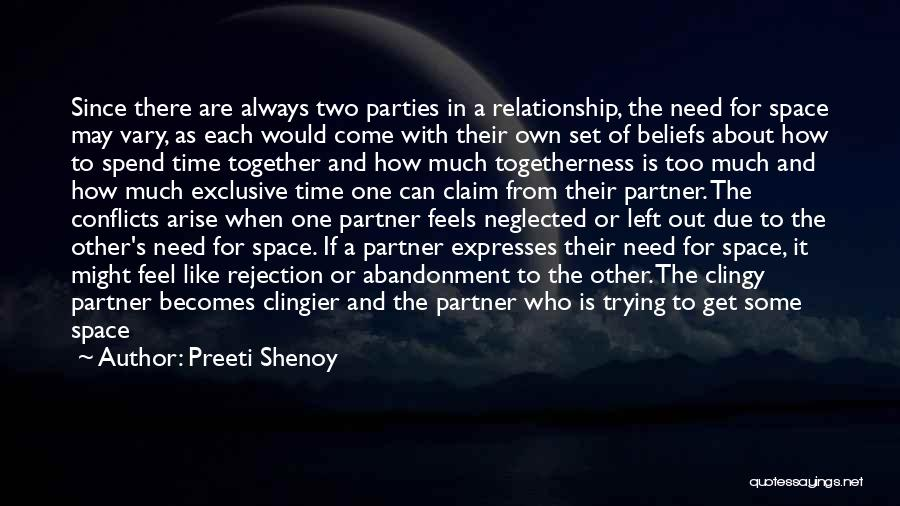 Is Too Late Quotes By Preeti Shenoy