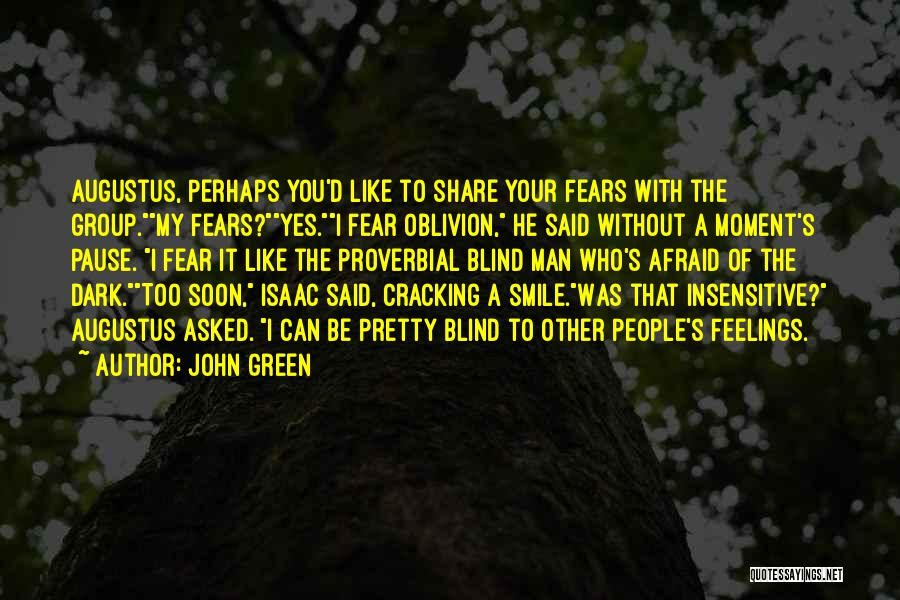 Isaac And Hazel Quotes By John Green