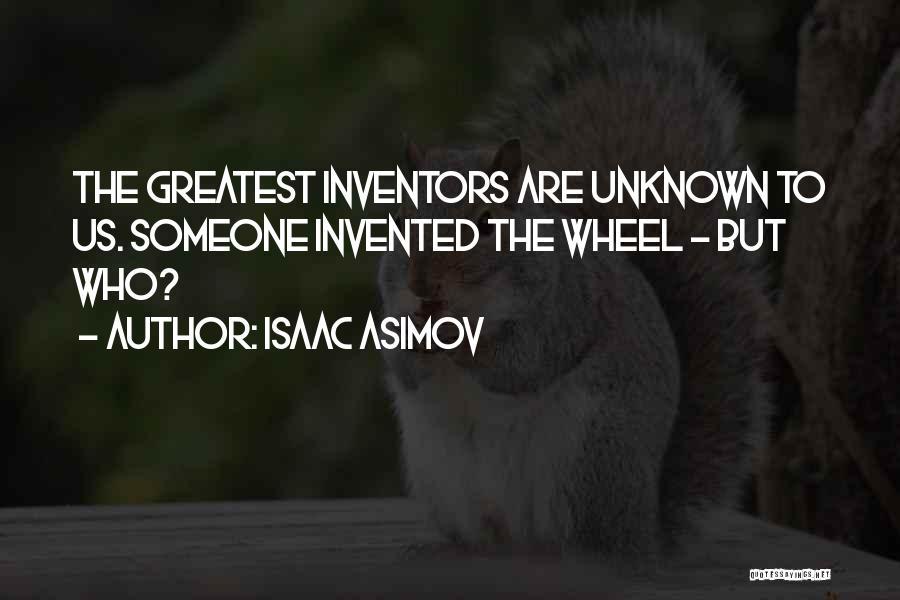 Isaac Asimov Quotes 143795