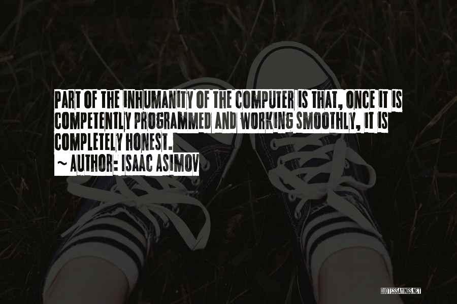 Isaac Asimov Quotes 147365