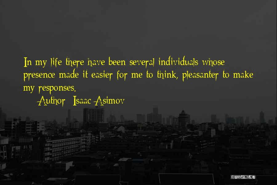 Isaac Asimov Quotes 205506