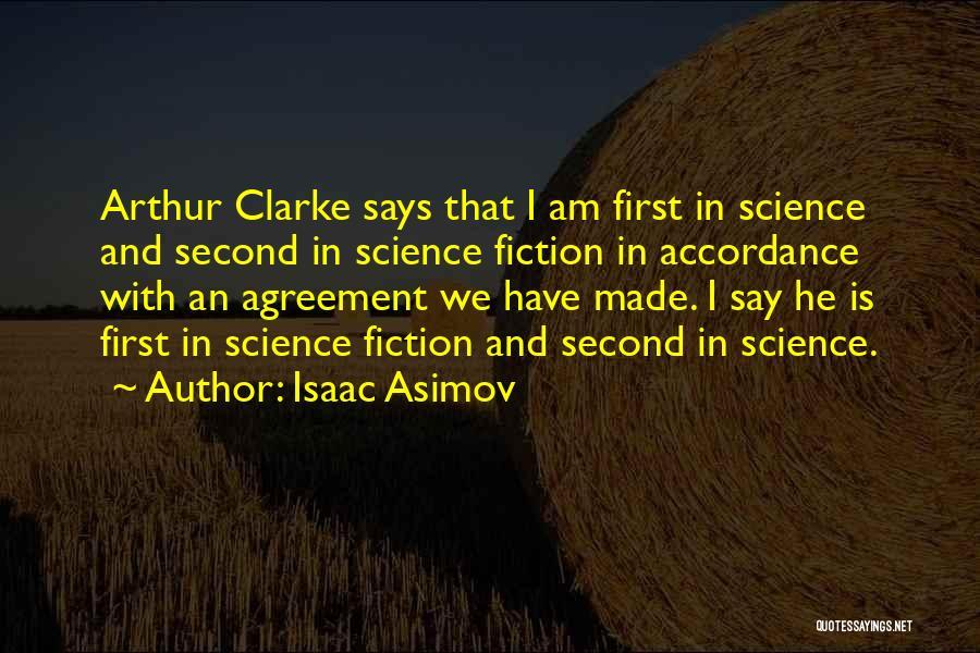 Isaac Asimov Quotes 265700