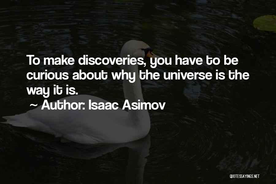 Isaac Asimov Quotes 391171