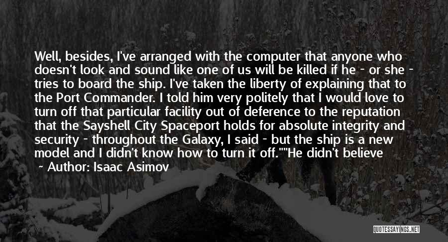 Isaac Asimov Quotes 865443