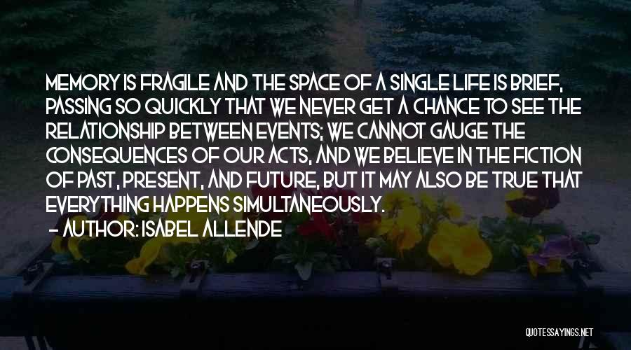 Isabel Allende Quotes 1209257