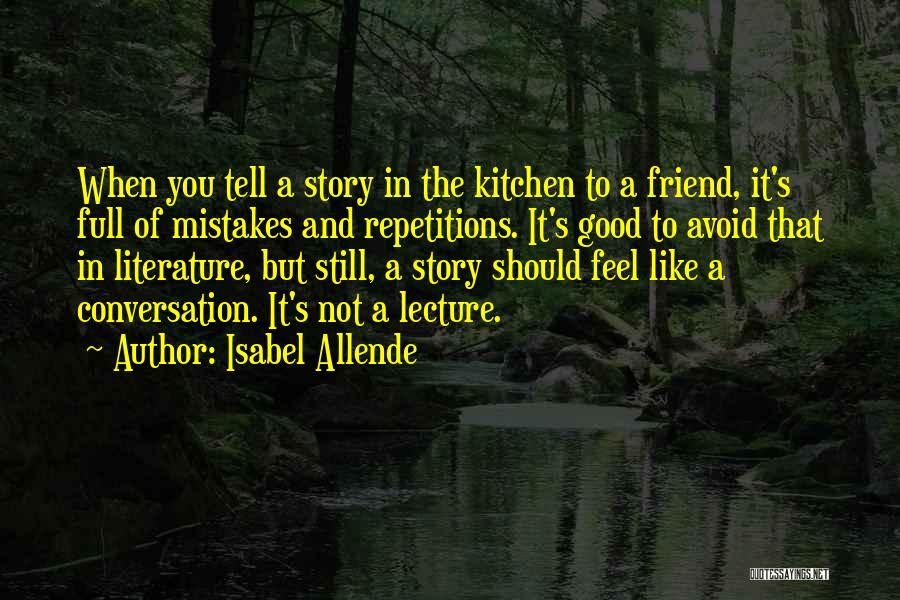 Isabel Allende Quotes 1243766