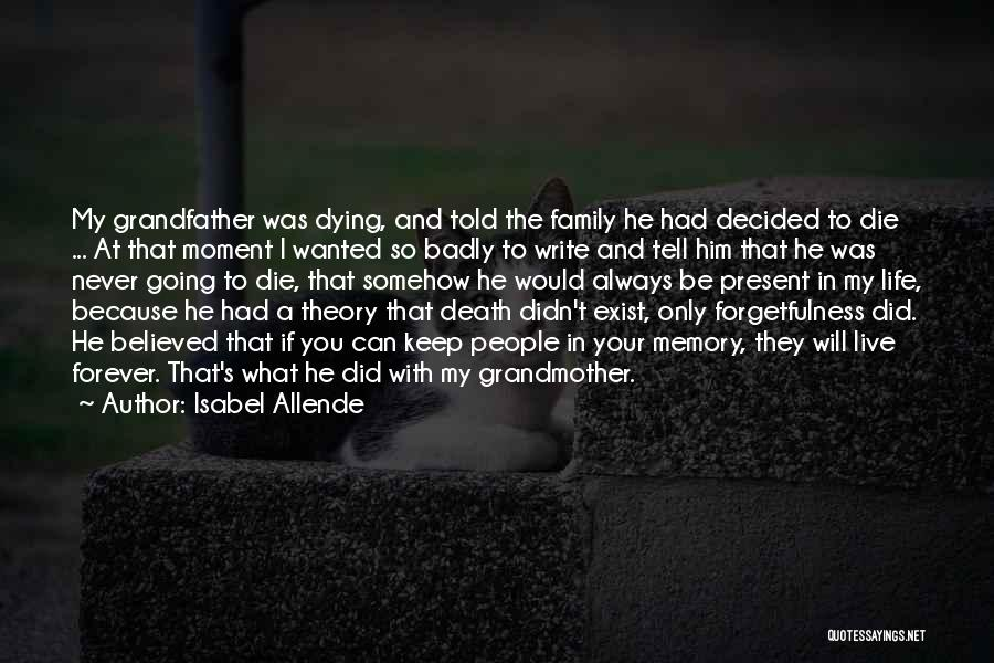 Isabel Allende Quotes 1264245