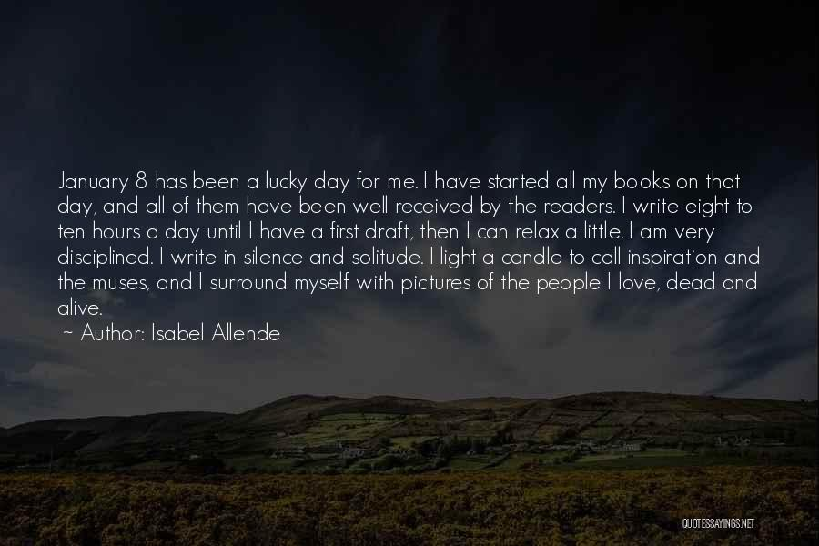 Isabel Allende Quotes 1507715