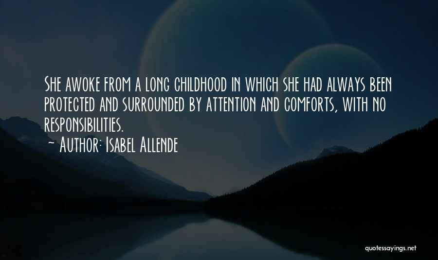 Isabel Allende Quotes 1675403