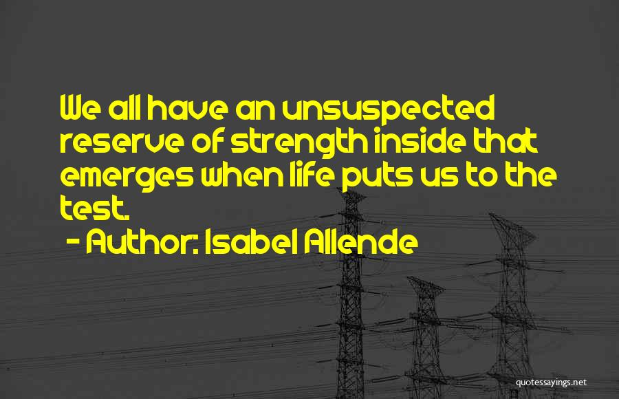 Isabel Allende Quotes 1785126