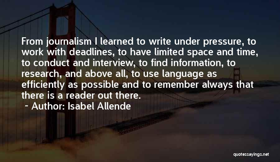 Isabel Allende Quotes 2040635