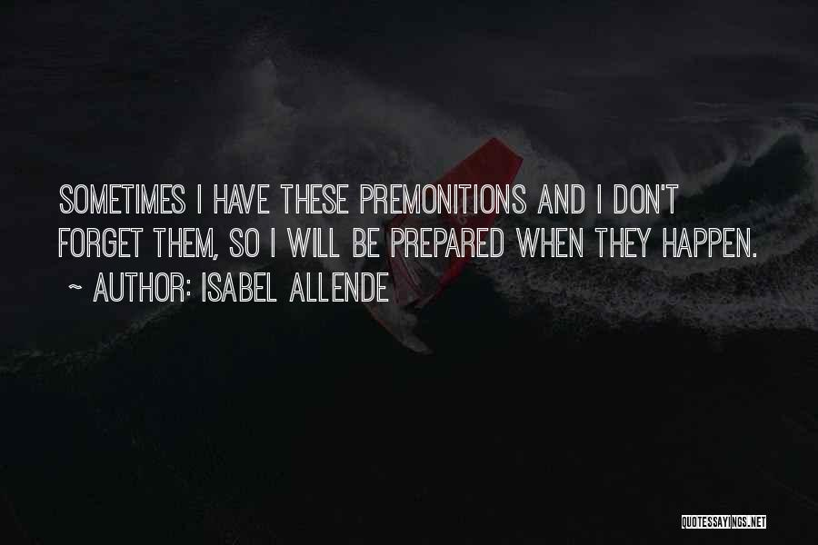 Isabel Allende Quotes 355477