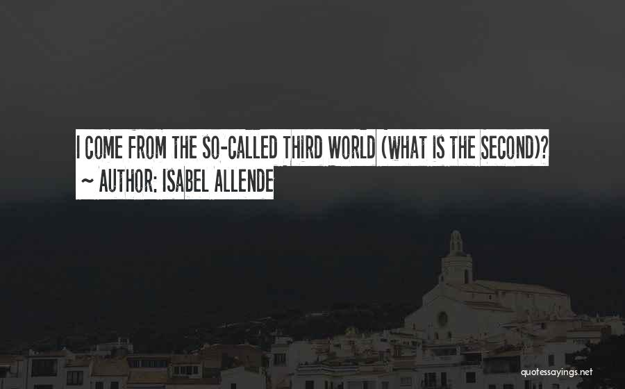 Isabel Allende Quotes 365791