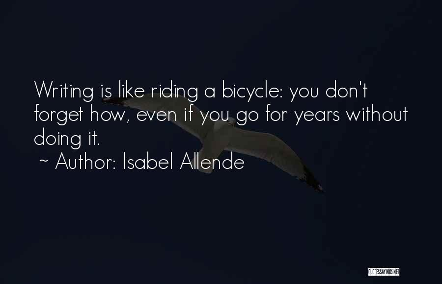 Isabel Allende Quotes 432875