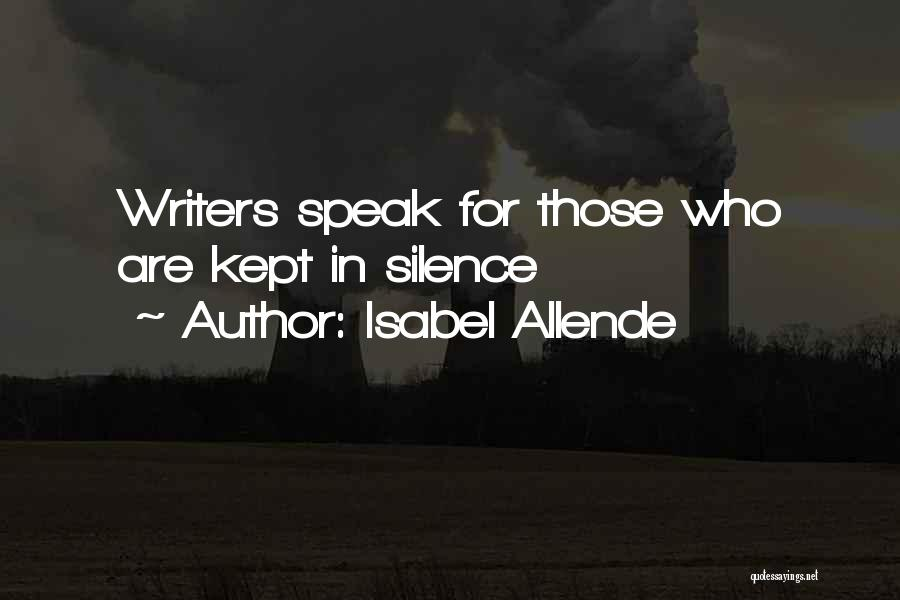 Isabel Allende Quotes 678845