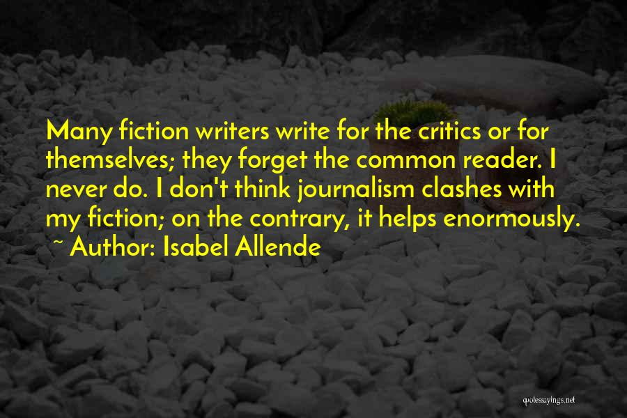 Isabel Allende Quotes 710086