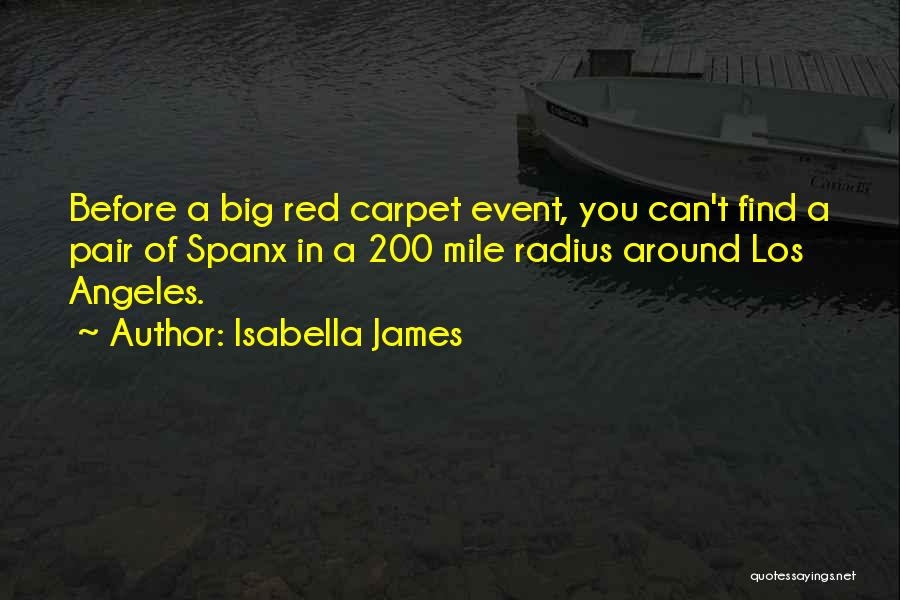 Isabella James Quotes 2239360