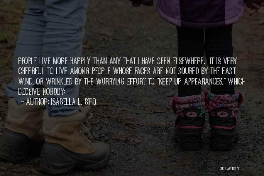 Isabella L. Bird Quotes 1021951
